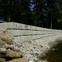 2009 in Flushing, MI off Flint River