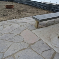 Pic #2 Flagstone of 2014 Walled Lake Project